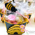 Beehive Small Fry Box with Taffy