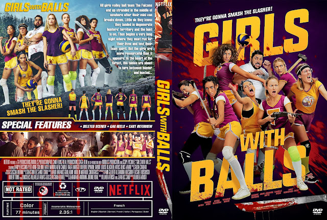 Girls with Balls DVD Cover