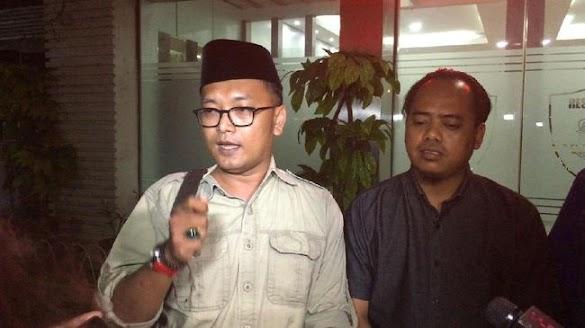 Guntur Romli Laporkan Balik Korsa di Polda Metro Jaya