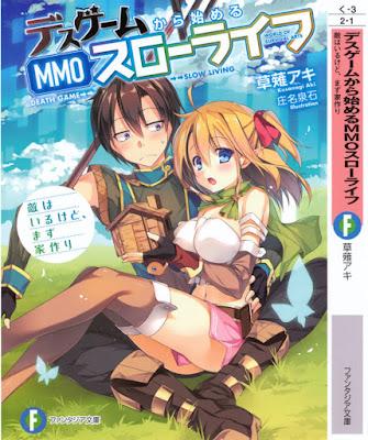 [Novel] デスゲームから始めるMMOスローライフ 敵はいるけど、まず家作り [Desu Gemu Kara Hajimeru Emuemuo Suro Raifu Teki wa Irukedo Mazu Iezukuri] Raw Download