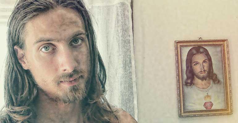 współczesny jezus