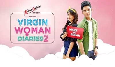 Poster Of Virgin Woman Diaries Season 02 2019 Watch Online Free Download