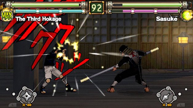 Naruto: Ultimate Ninja Heroes 2 - The Phantom Fortress screenshot 4