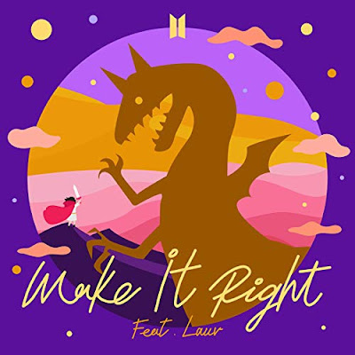 BTS Make it Right feat Lauv