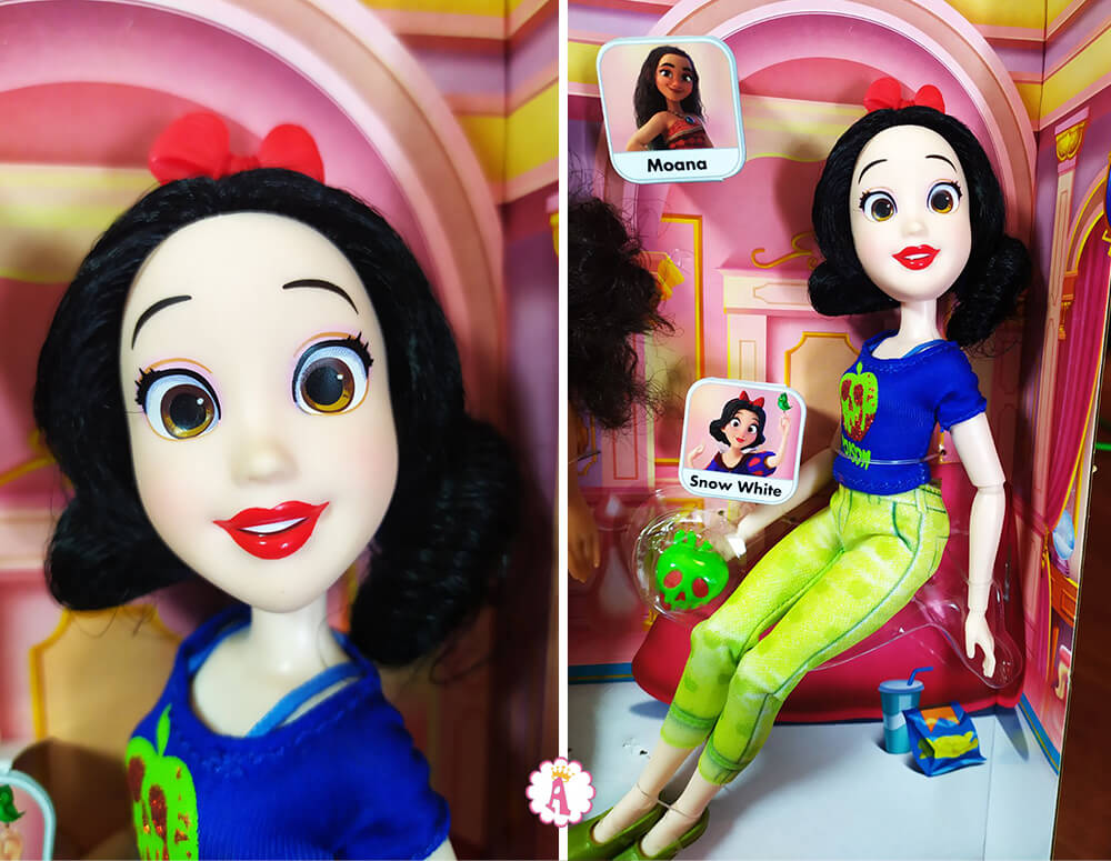 Кукла Белоснежка принцесса Диснея Ralph Breaks the Internet