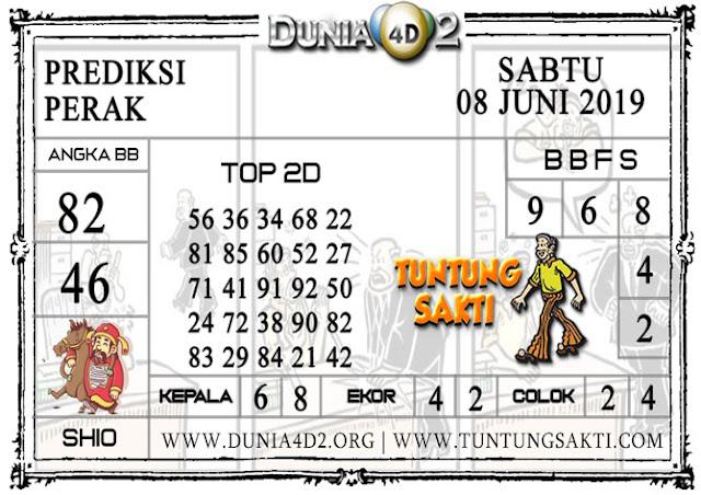 """Prediksi Togel """"PERAK"""" DUNIA4D2 08 JUNI 2019"""