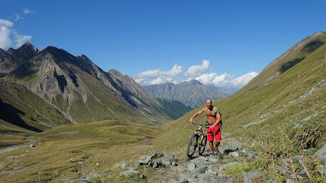 Biketour Sterzing Flow Valley