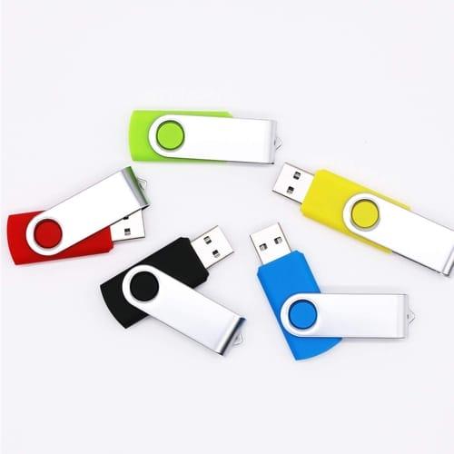 Review MECHEER 8GB 5 Pack USB Flash Drive