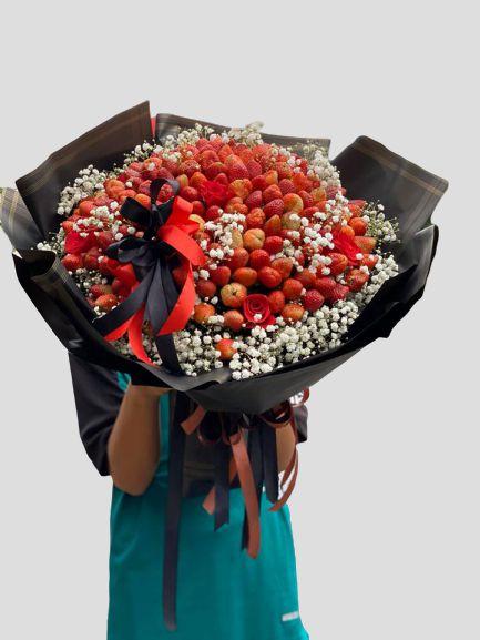 bo hoa dau tay