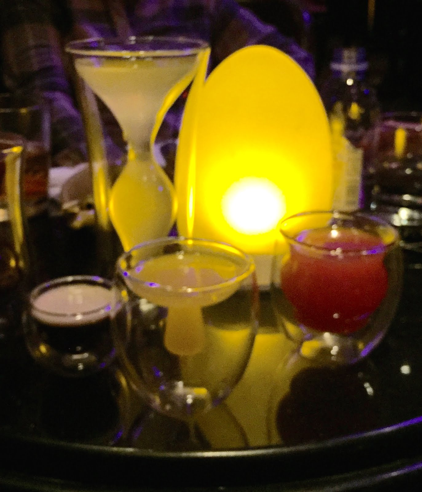 Cocktail Flight