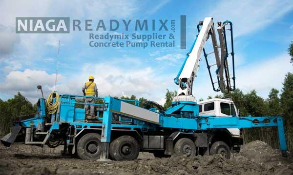 Harga Sewa Pompa Beton Juni 2021 - Rental Concrete Pump Cor Murah