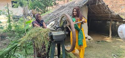 Hamaar Laxmi Bitiya actress Kajal raghwani