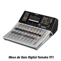 Mesa de Som Digital Yamaha TF1