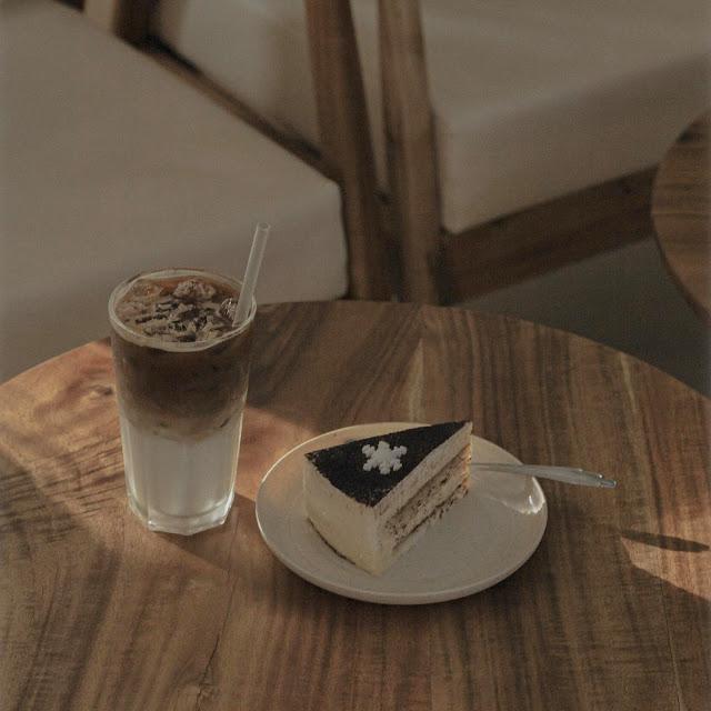 menu tại mai cafe sa đéc