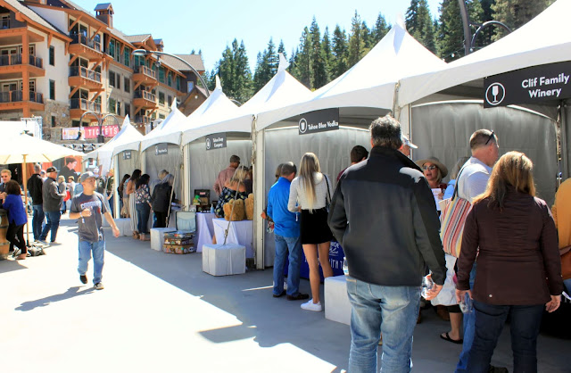 Northstar Wine Festival