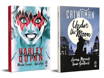 Harley Quinn Catwoman Urban Link CINEBLOGYWOOD