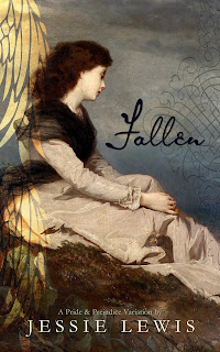 Book cover: Fallen by Jessie Lewis