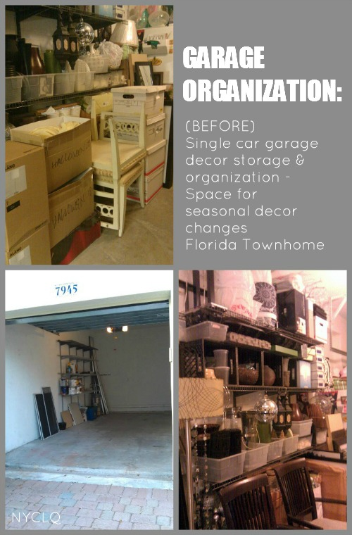 Focal Point Styling Garage Organizing Tips