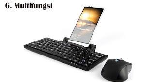 Multifungsi merupakan keunggulan menggunakan mouse wireless yang wajib kamu ketahui