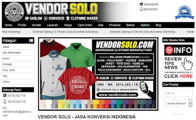 Vendor Solo