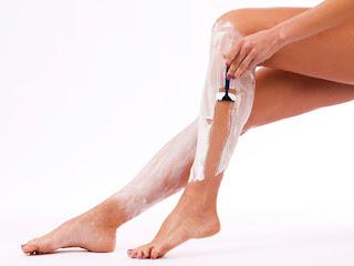 cara alami mengilangkan bulu kaki
