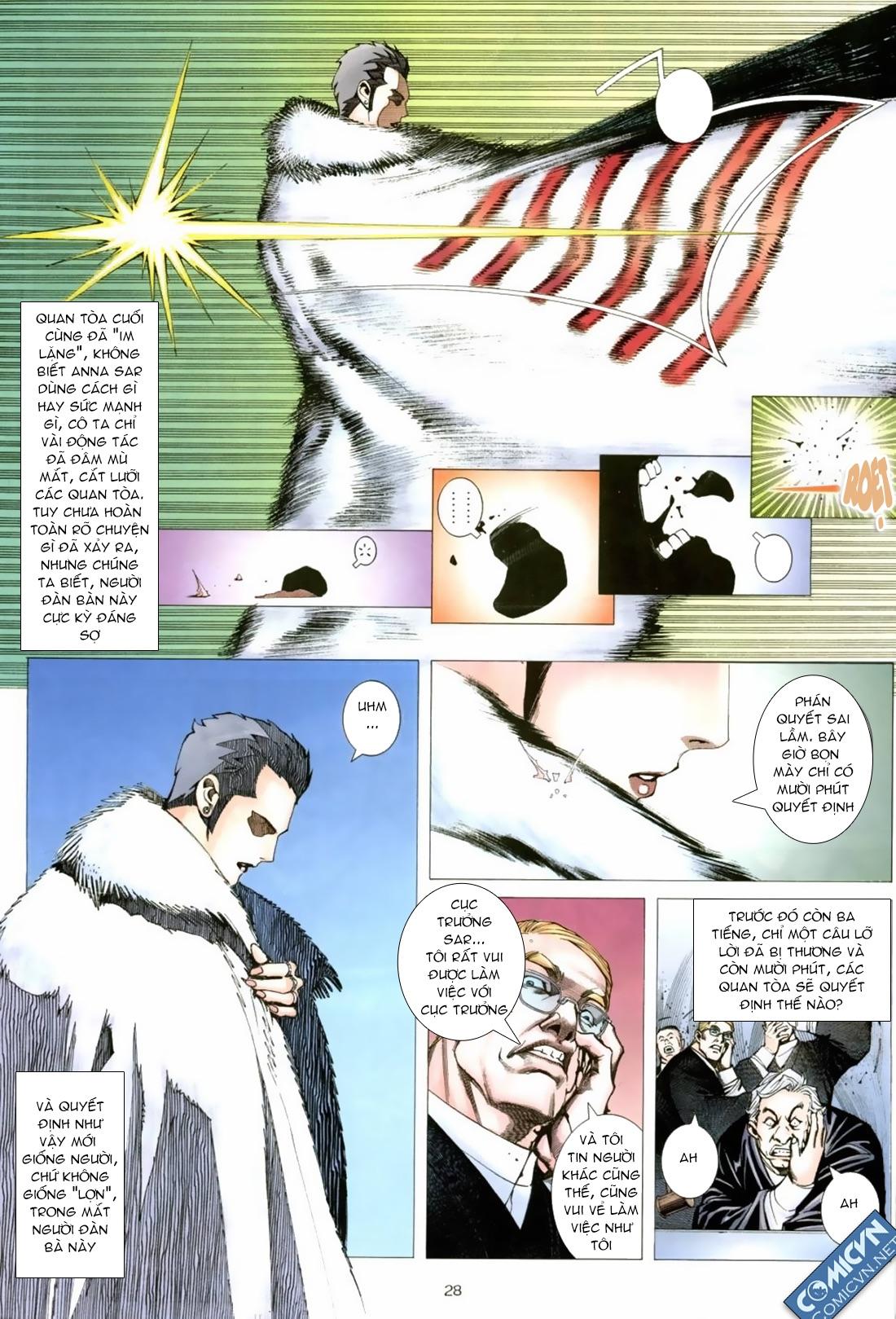 Xích Trụ Phạn Đường chap 22.2 - Trang 12