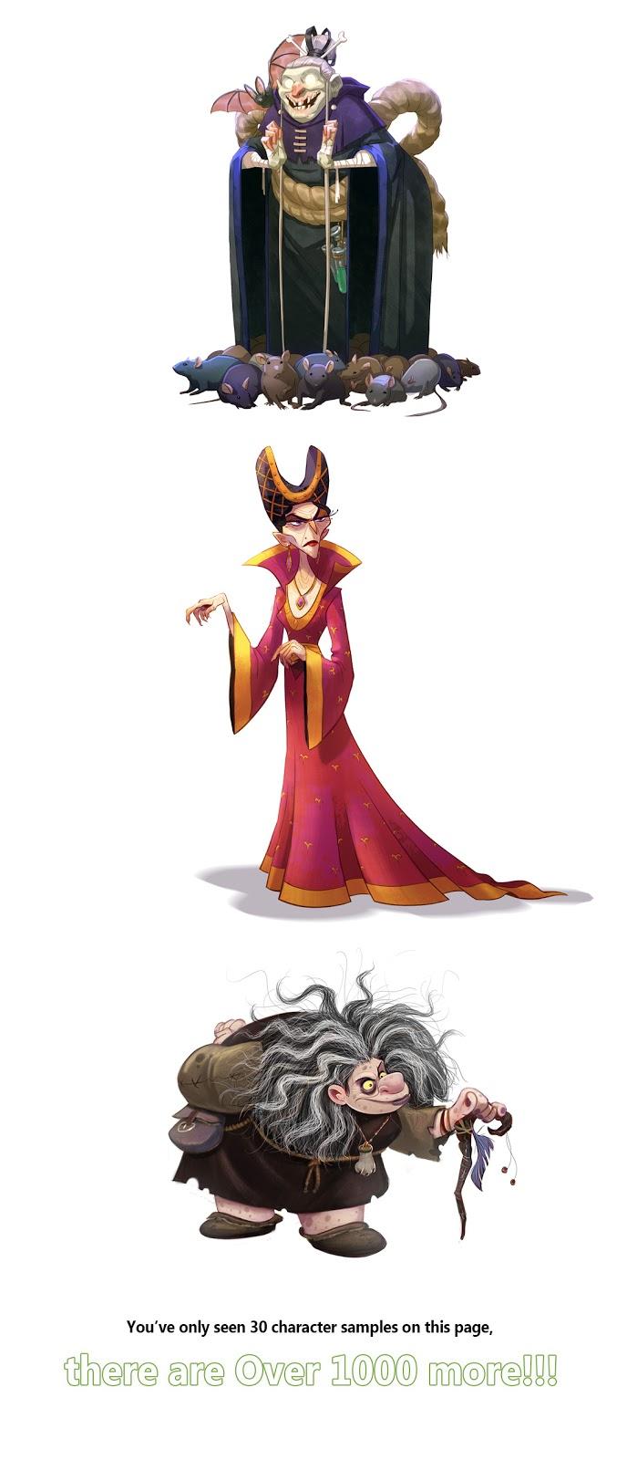 Character Design Masterclass Book Pdf : Character design artist interviews