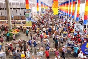 Assaí chega à região Norte e inaugura loja em Manaus