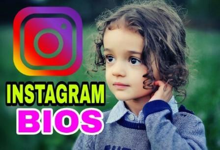 Instagram Bio For Boys & Girls - Swag, Cool, Funny, Good, Stylish, Short
