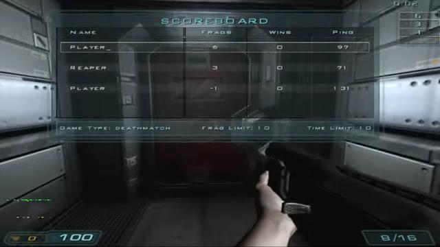 Doom 3 BFG edition multijugador