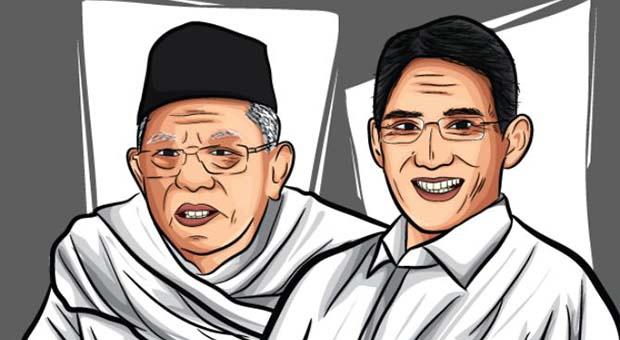 Maruf Amin Dan Sandiaga Uno Harus Fokus Akar Masalah