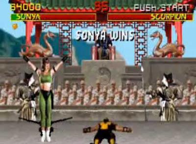 sonya blade 1992 wins