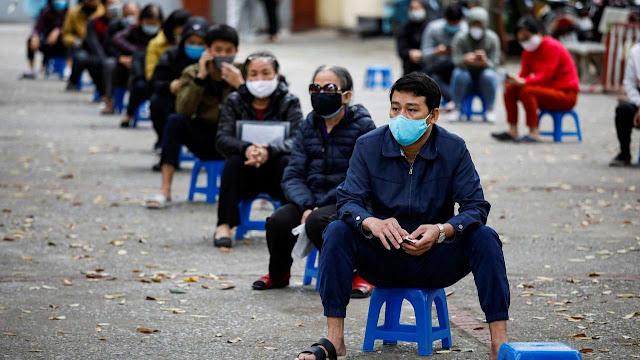 Aktivitas ditengah masa pandemi covid-19
