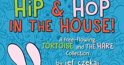 Book Review - Hip & Hop in the House!