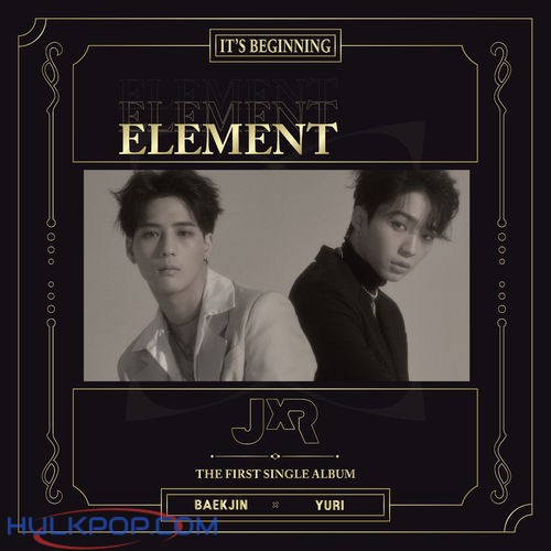 JxR – ELEMENT – Single (ITUNES MATCH AAC M4A)