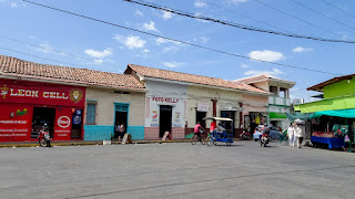 Shops in Leon Nicaragua