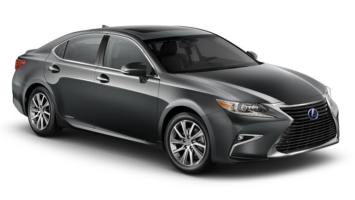 Đánh giá xe Lexus ES300h 2016