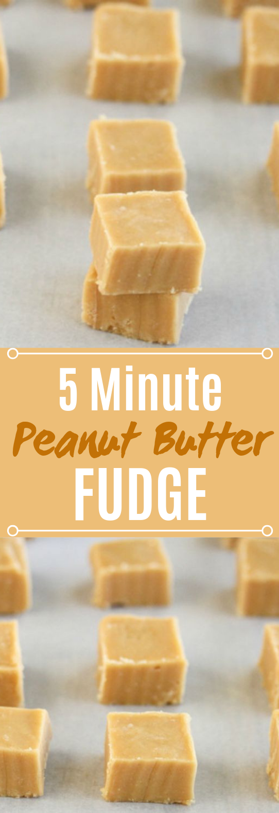 Peanut Butter Fudge #desserts #easy