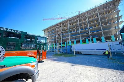 Washington DC real estate construction news, apartment  buildings