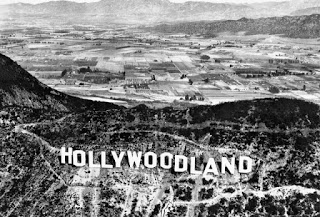Hollywood Sign 1920