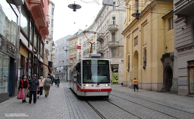 Škoda 03T6, Dopravní podnik města Brna