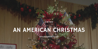 An American Christmas is just lovely at The Reagan Library. (c) the Joyous Living.
