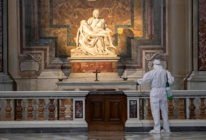 Domani riapre la Basilica di San Pietro