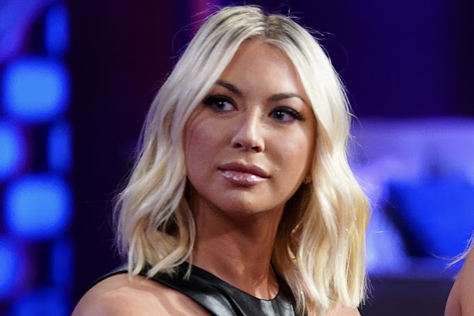 Stassi Schroeder Breaks Her Silence After 'Vanderpump Rules' Firing And Addresses Her Past Racially Insensitive Remarks!