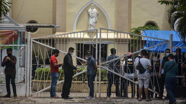 14 Korban Bom Gereja Katedral Makassar Mayoritas Alami Luka di 3 Bagian Riskan Ini