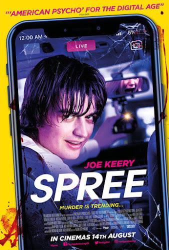 Spree (Web-DL 720p Ingles Subtitulada) (2020)