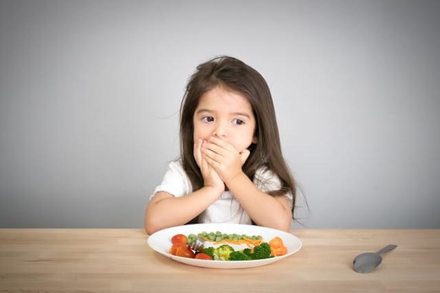 Tips dan Trik Mengatasi Anak Susah Makan Sayur dan Buah