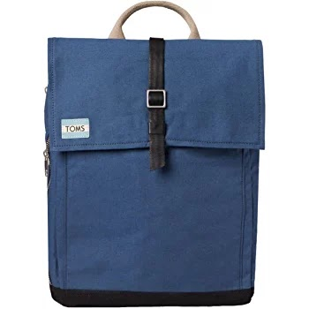 TOMS backpacks for men, women, and kids