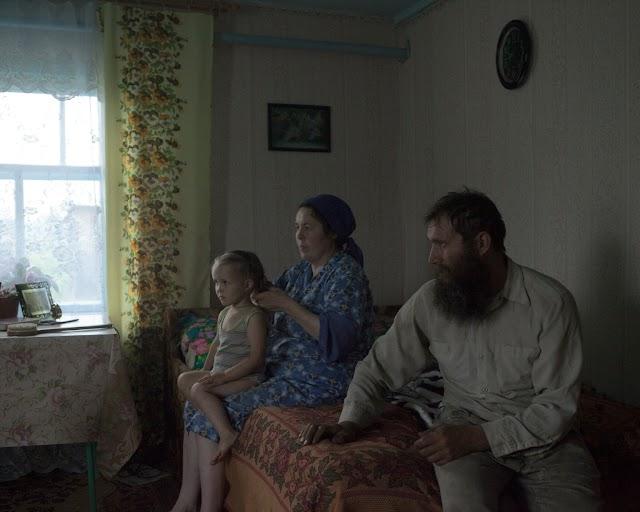 Quiet life in remote Siberia