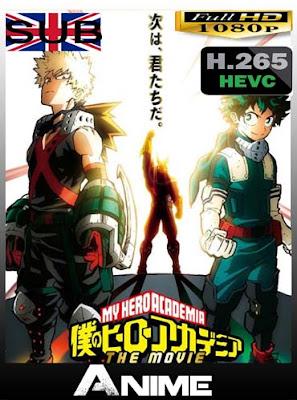 Boku No Hero Academia : HEROES RISING(2019) x265 HEVC HD [1080P] subtitulada [GoogleDrive-Mega]dizonHD